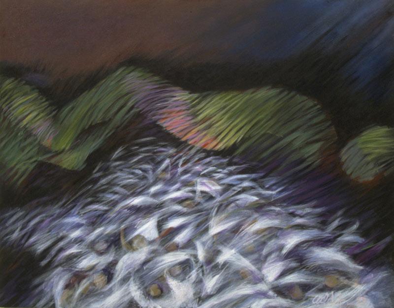Paisaje Cvilista, 1997,Oleo